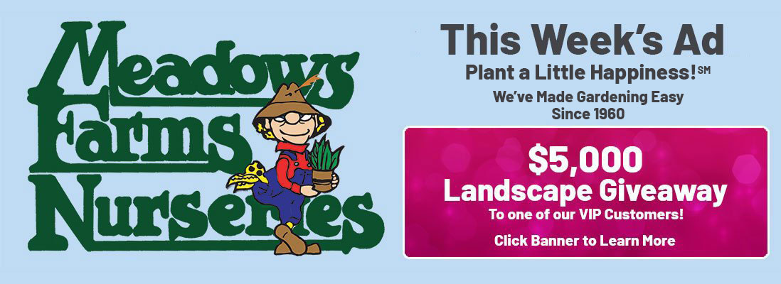What S On Sale This Week At Meadows Farms Nurseries And Garden Centers